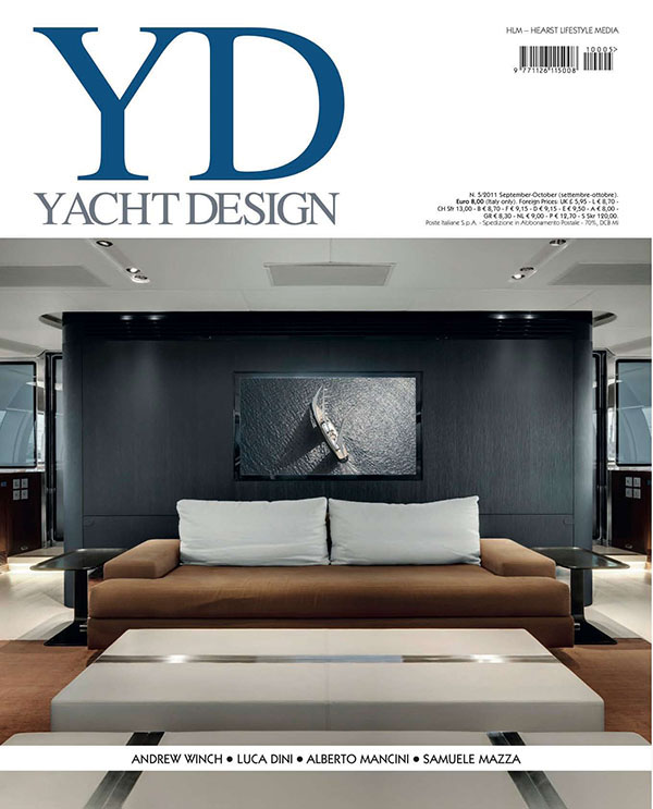 Yacht Design, issue 5/2011