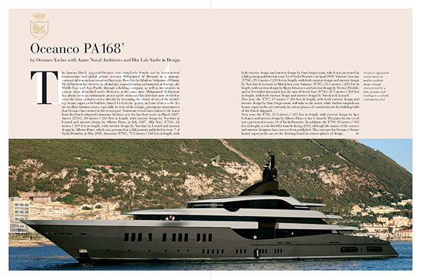Yacht Premiere, issue 21/2011