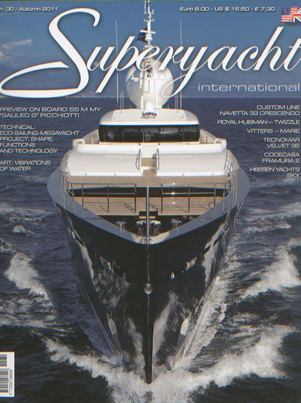 Superyacht International, issue 30/2011
