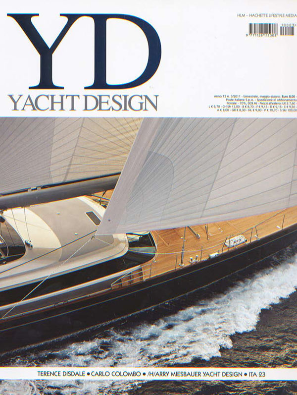 Yacht Design, issue 3/2011
