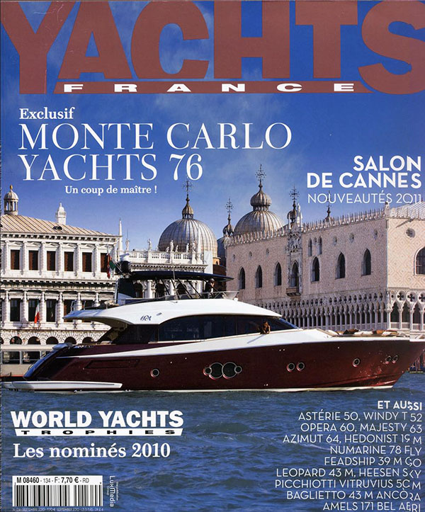 Yachts France, issue 134/2010