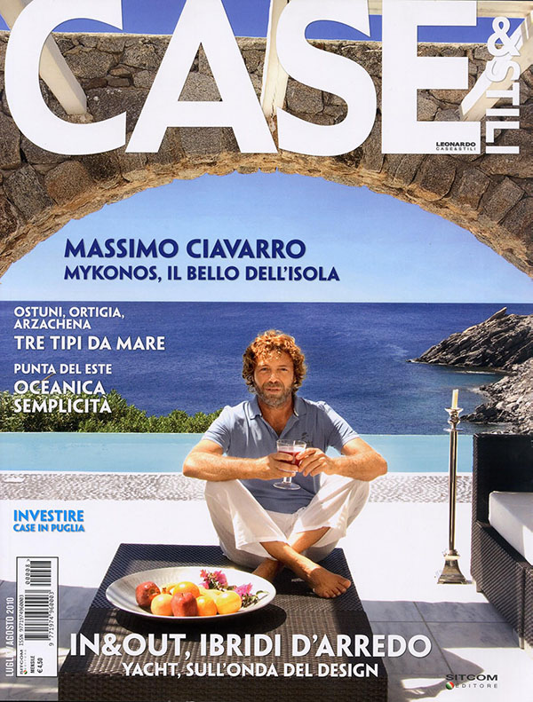 Case & Stili, issue 7/8, July/August 2010