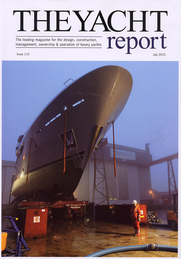 The Yacht Report, issue115, July 2010