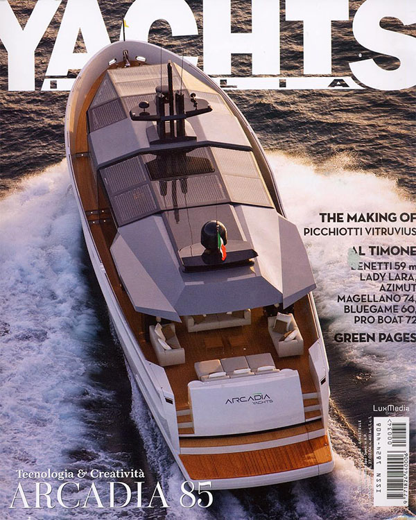 Yachts Italia, issue 34/2010