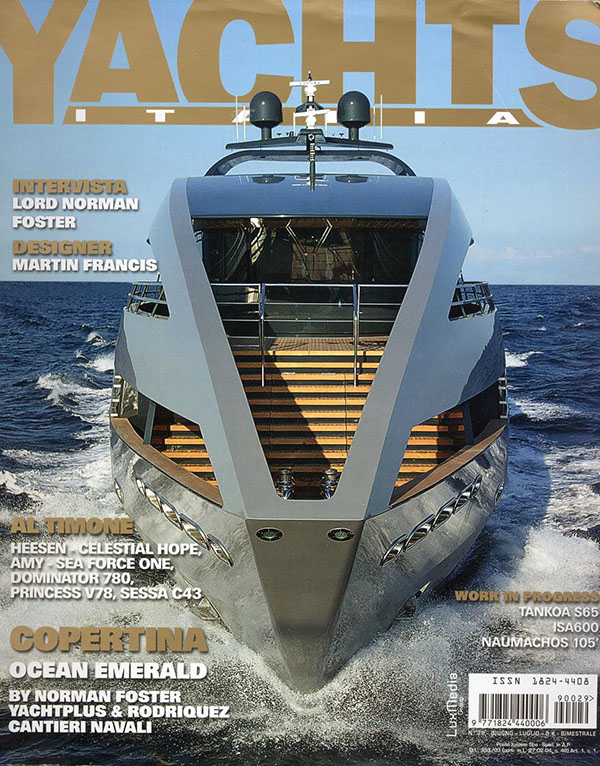 Yachts Italia, issue 29/2009