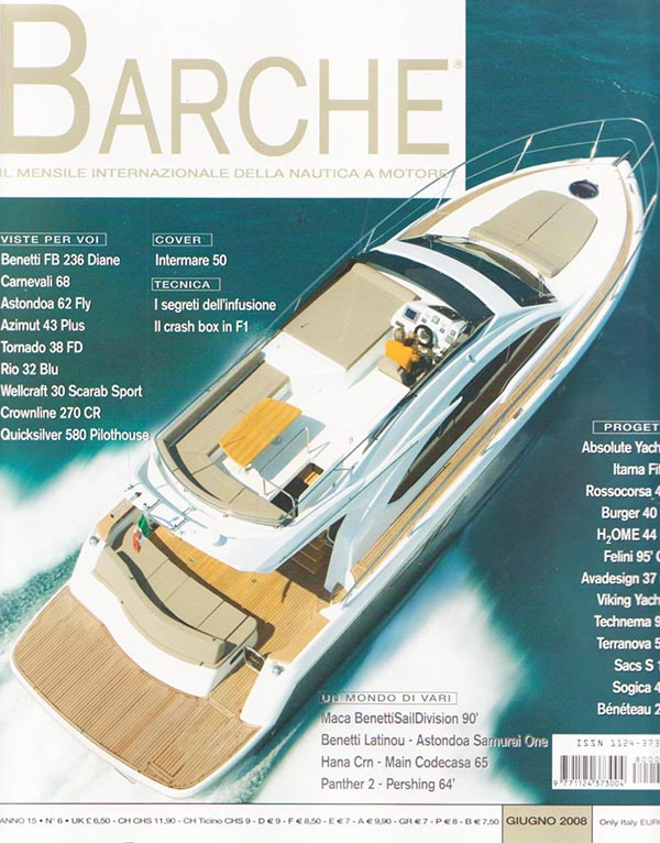 Barche, issue 6/2008