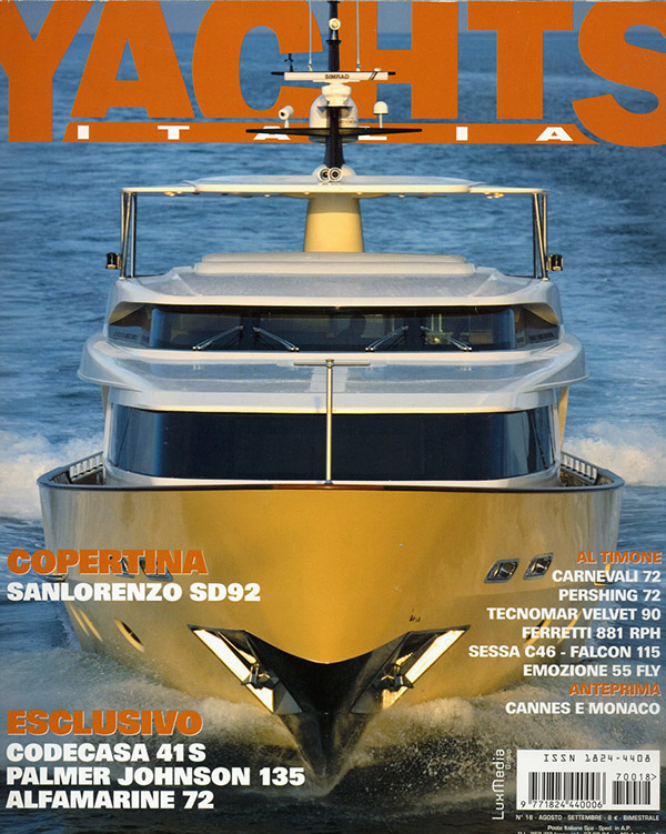 Yachts Italia, issue 18/2007