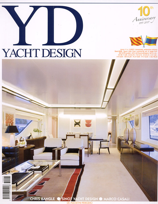 Yacht Design, issue 5/2007