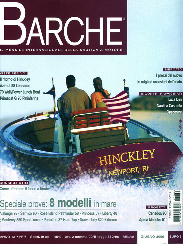 Barche, issue 6/2006