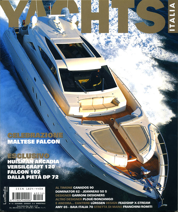 Yachts Italia, issue 14/2006