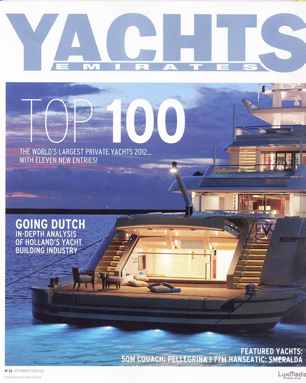 Yachts Emirates, issue 33/2012