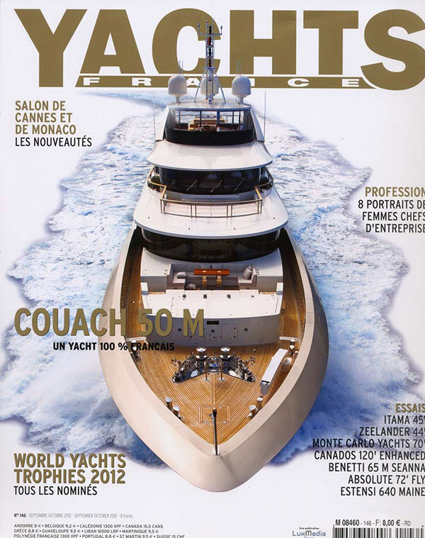 Yachts France, issue 146/2012