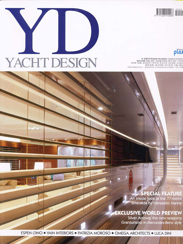 Yacht Design, issue 5/2012