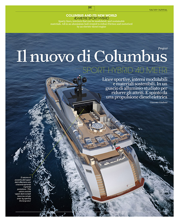 Yacht Capital, issue 12/2012