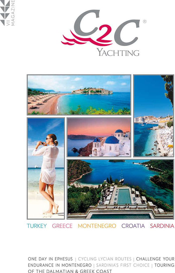 C2C Yachting Magazine Vol.VII