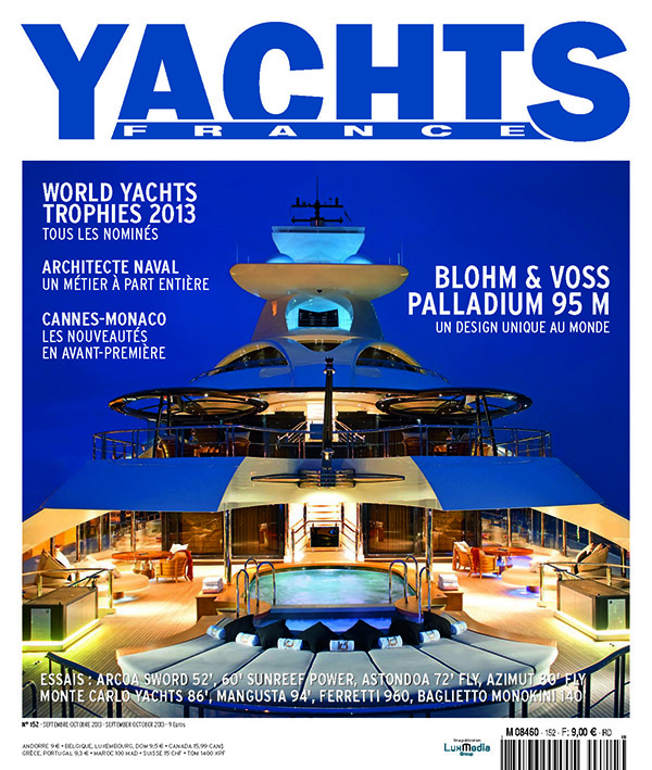 Yachts France Sept/Oct 2013