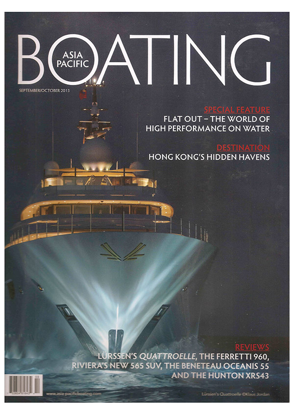 Asia Pacific Boating, September 2013