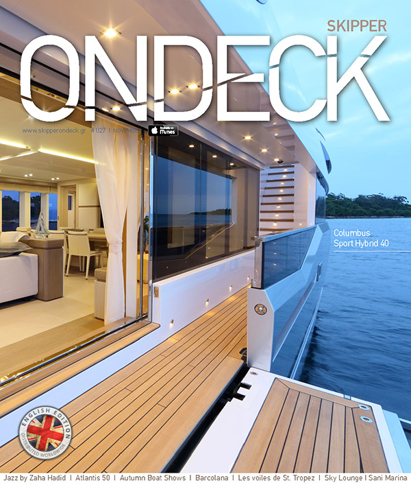 Skypper On Deck , issue 27, November 2013