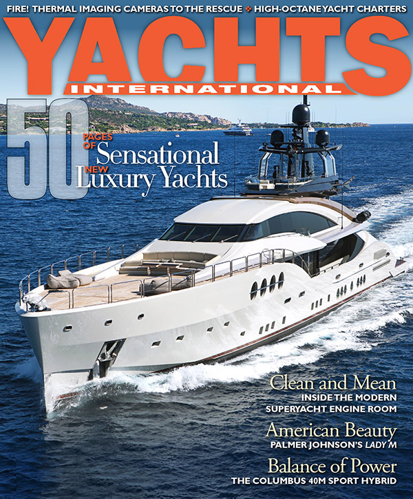 Yachts International Magazine, Jan./Feb. 2014