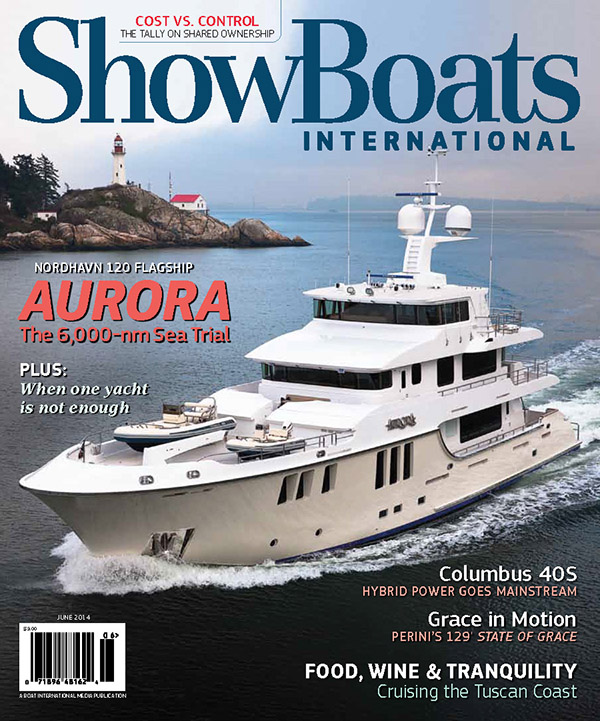 ShowBoats International, June 2014