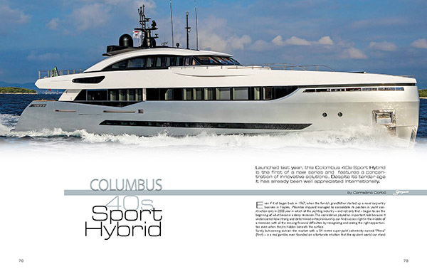 Superyachts International, Spring 2014
