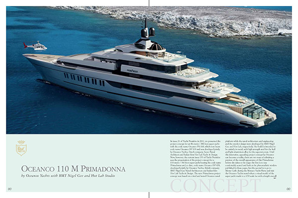 Yacht Premiere, issue 33/2014 (DP028)