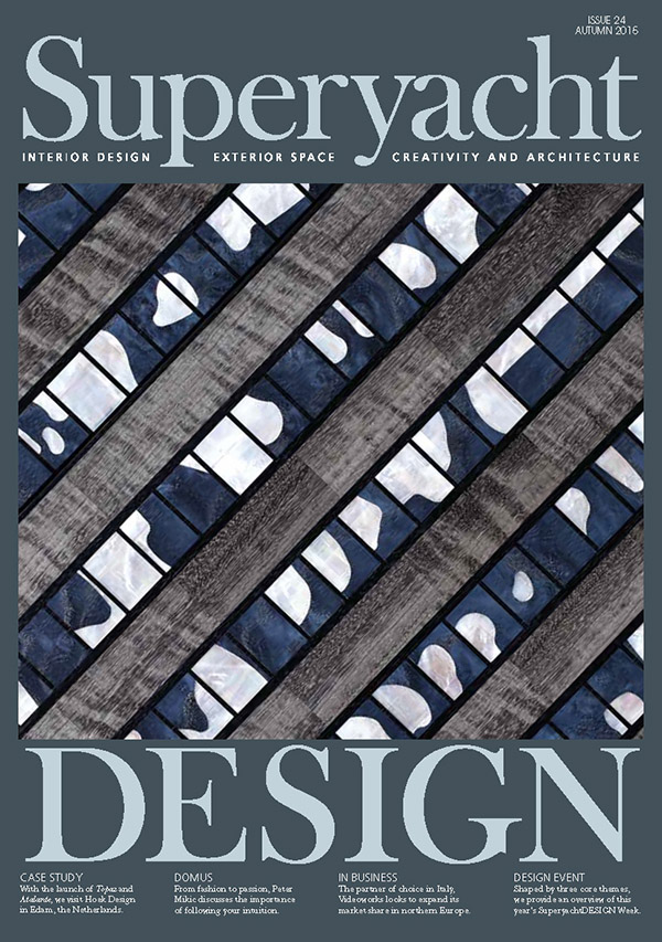 Superyacht Design, Issue 24 Autumn 2015