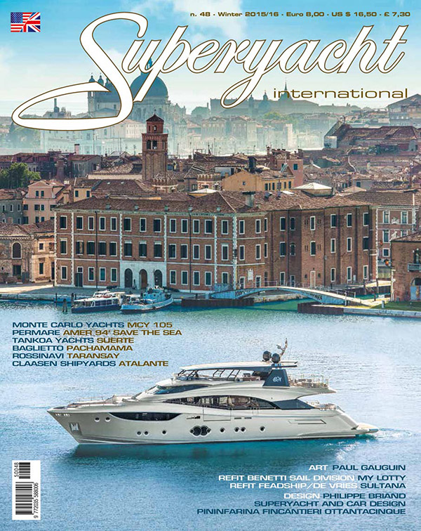 Superyacht International, issue 48 Winter 2015/2016