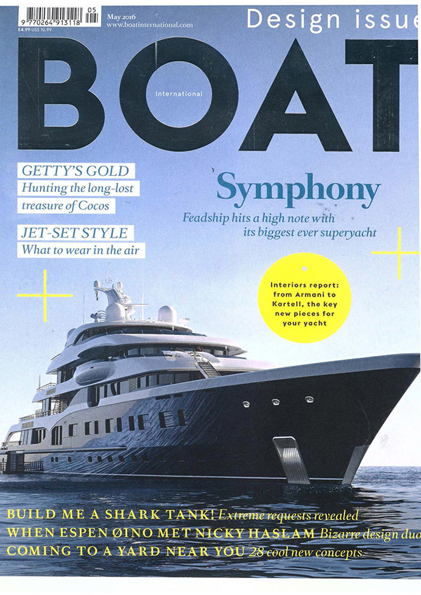 Boat International, May 2016
