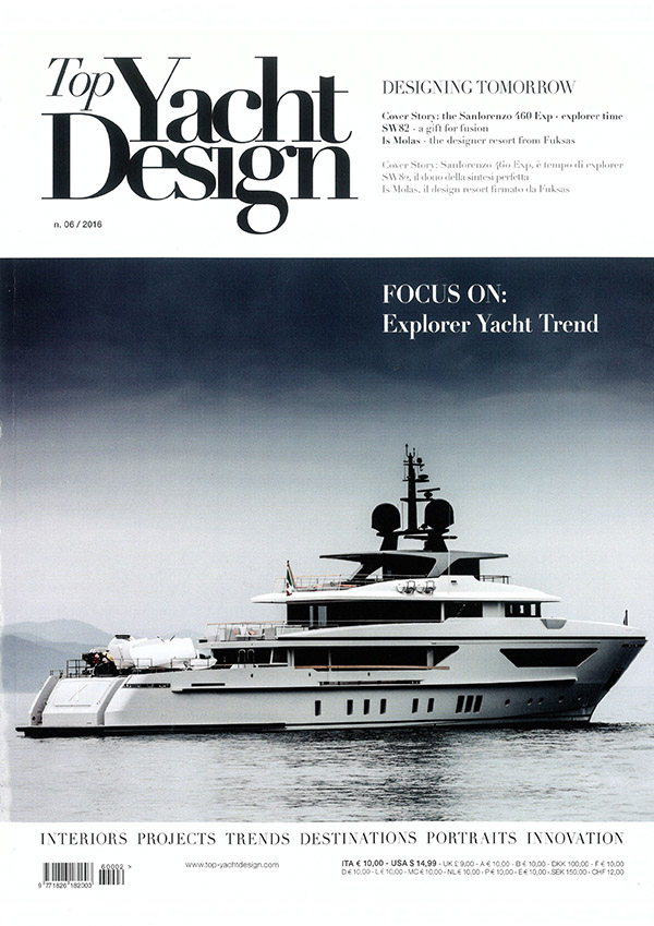 Top Yacht Design 06/ 2016