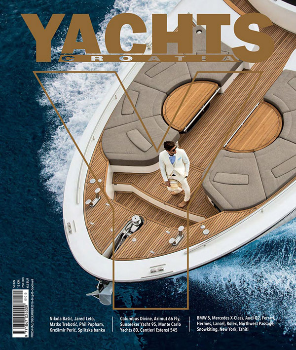 Yachts Croatia Jan/Feb 2017