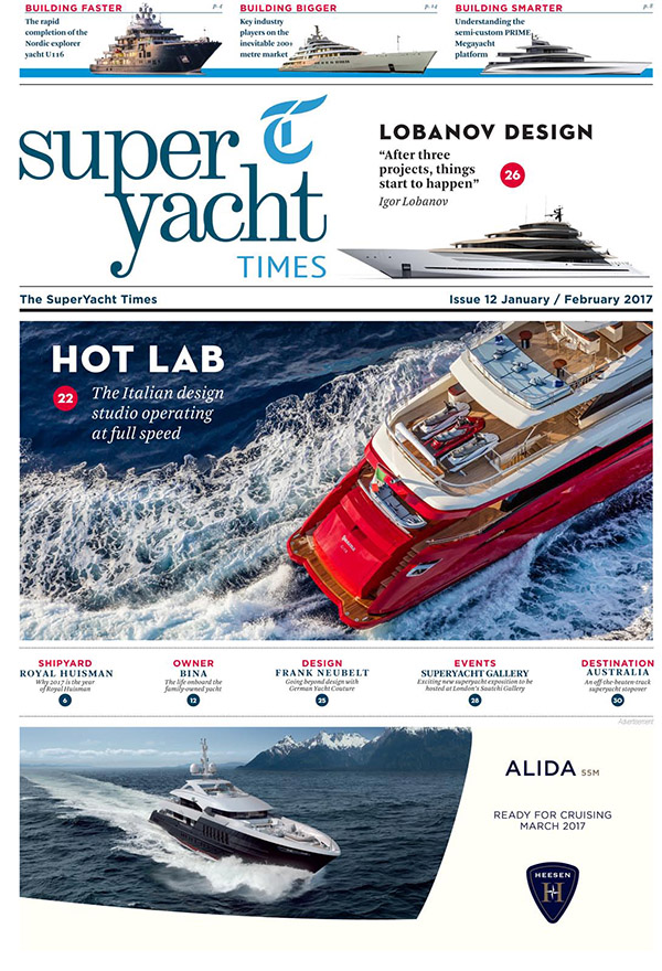 Superyacht Times January/February 2017
