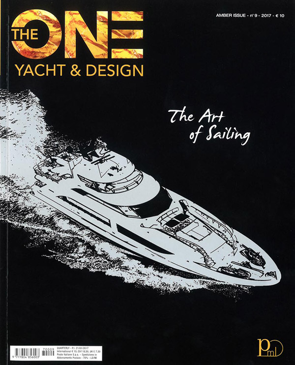 The One - Yacht & Design, issue 9/2017