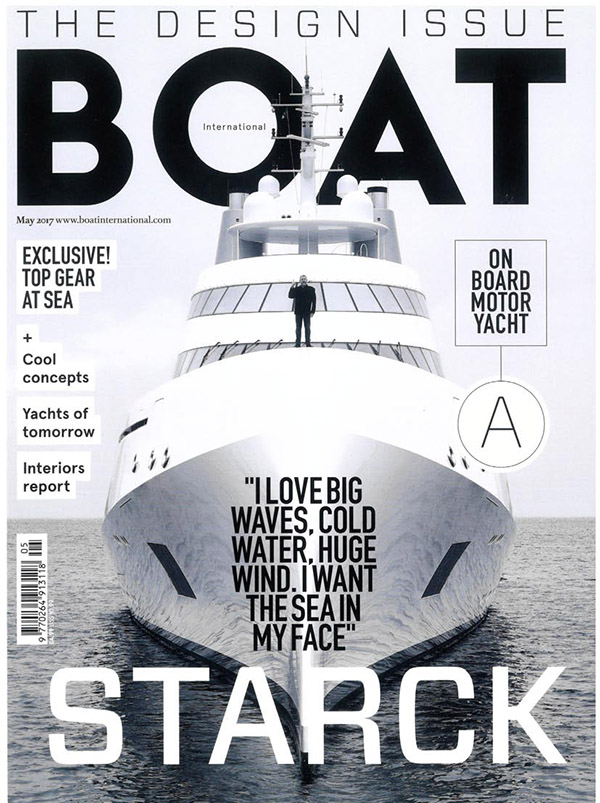 Boat International, May 2017