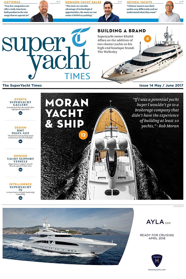 Superyacht Times May/June 2017