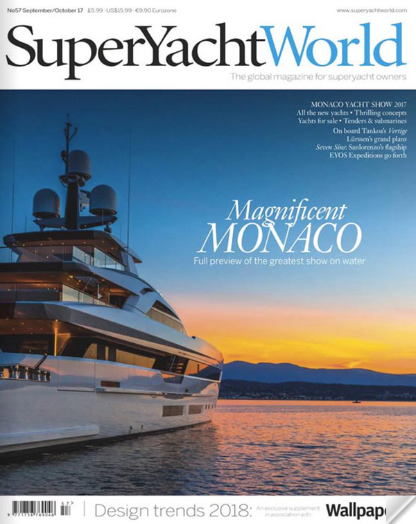 SuperYacht World, issue 57/2017