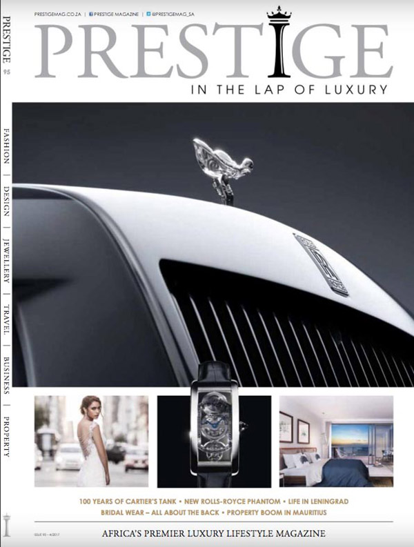 Prestige South Africa, September 2017