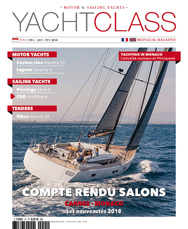 Yacht Class, number 11/2018