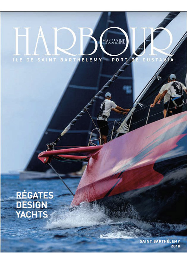 Harbour Magazine, Saint Barthelemy 2018