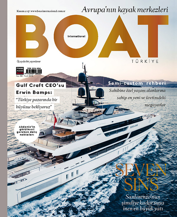 Boat International Turkey, November 2017