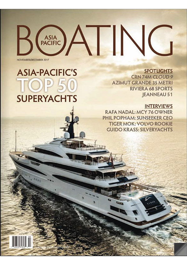 Boating Asia Pacific, November/December 2017