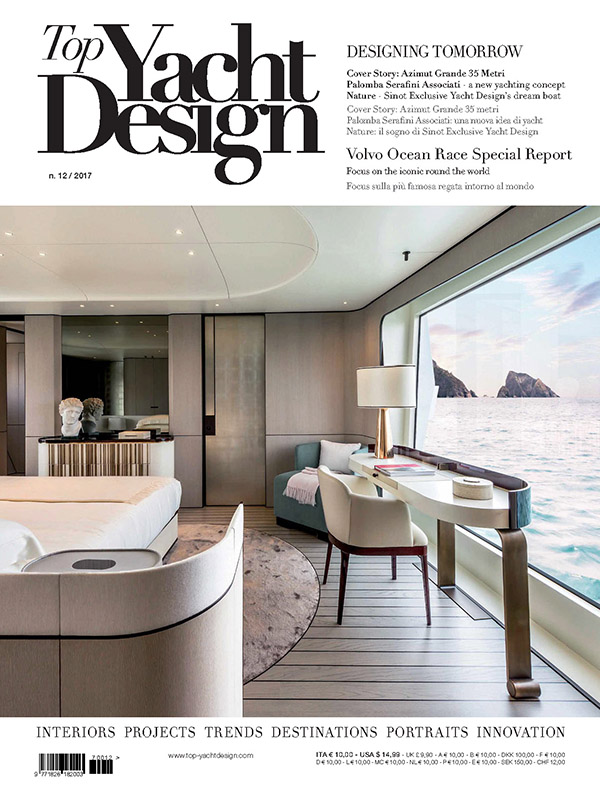 Top Yacht Design, issue 12/2017