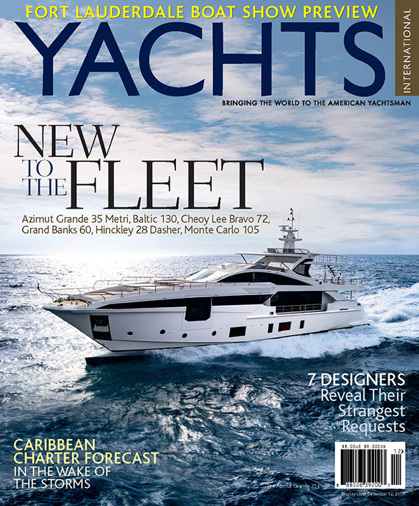 Yachts International, December 2017