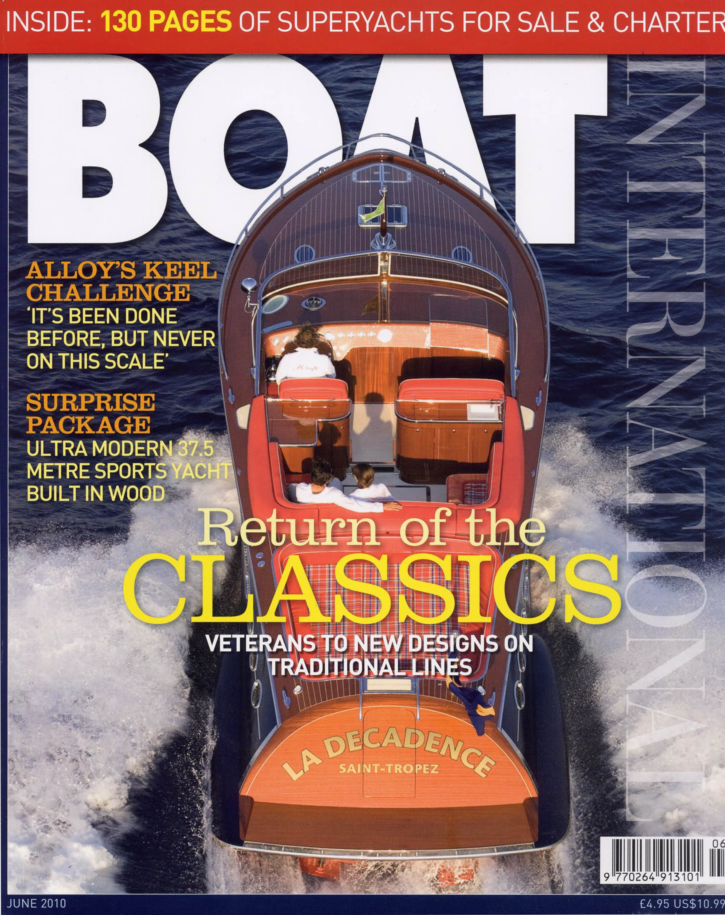 Boat International, issue 228, June 2010