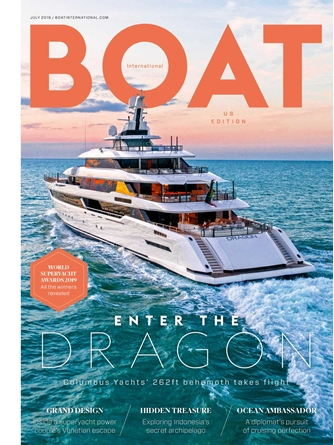 Boat International US edition, July 2019