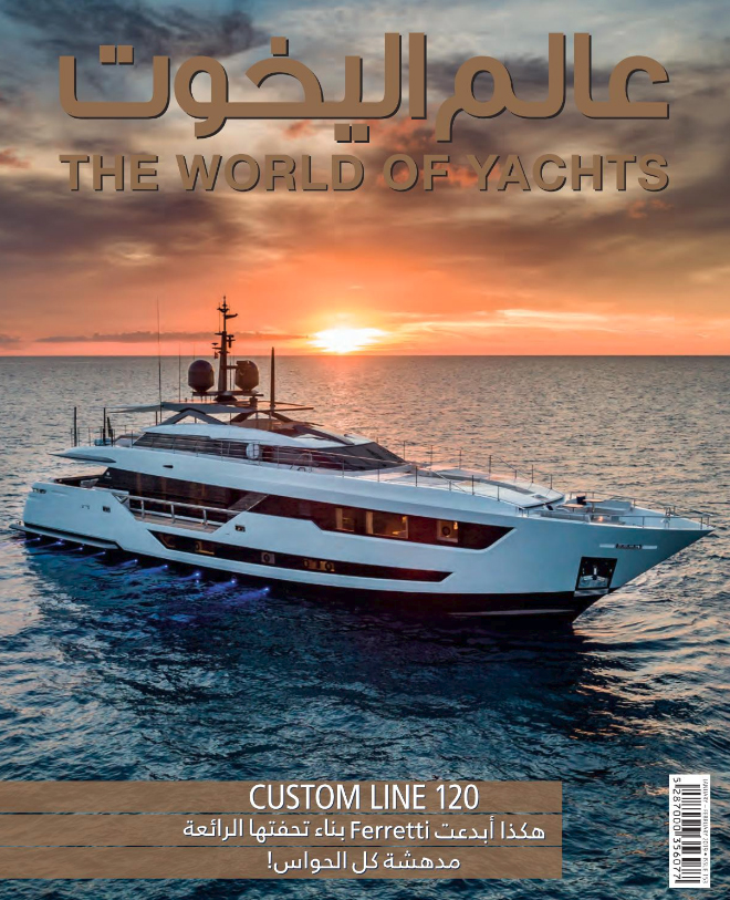 The Wolrd of Yachts, Jan-Feb 2019