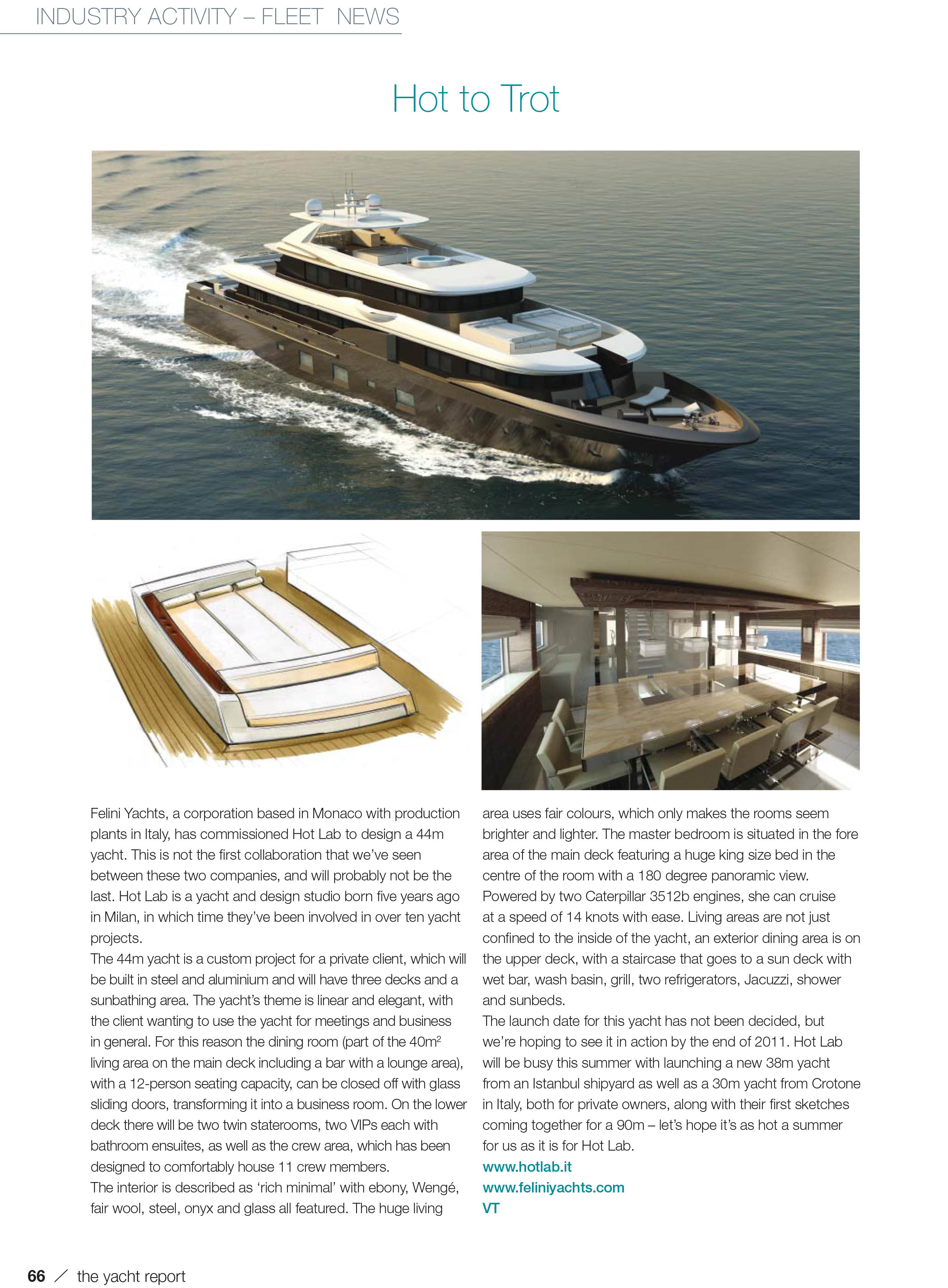 The Yacht Report, issue 103/2009