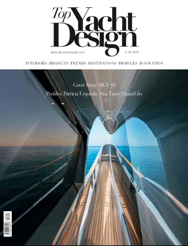 Top Yacht Design, issue 19/2019