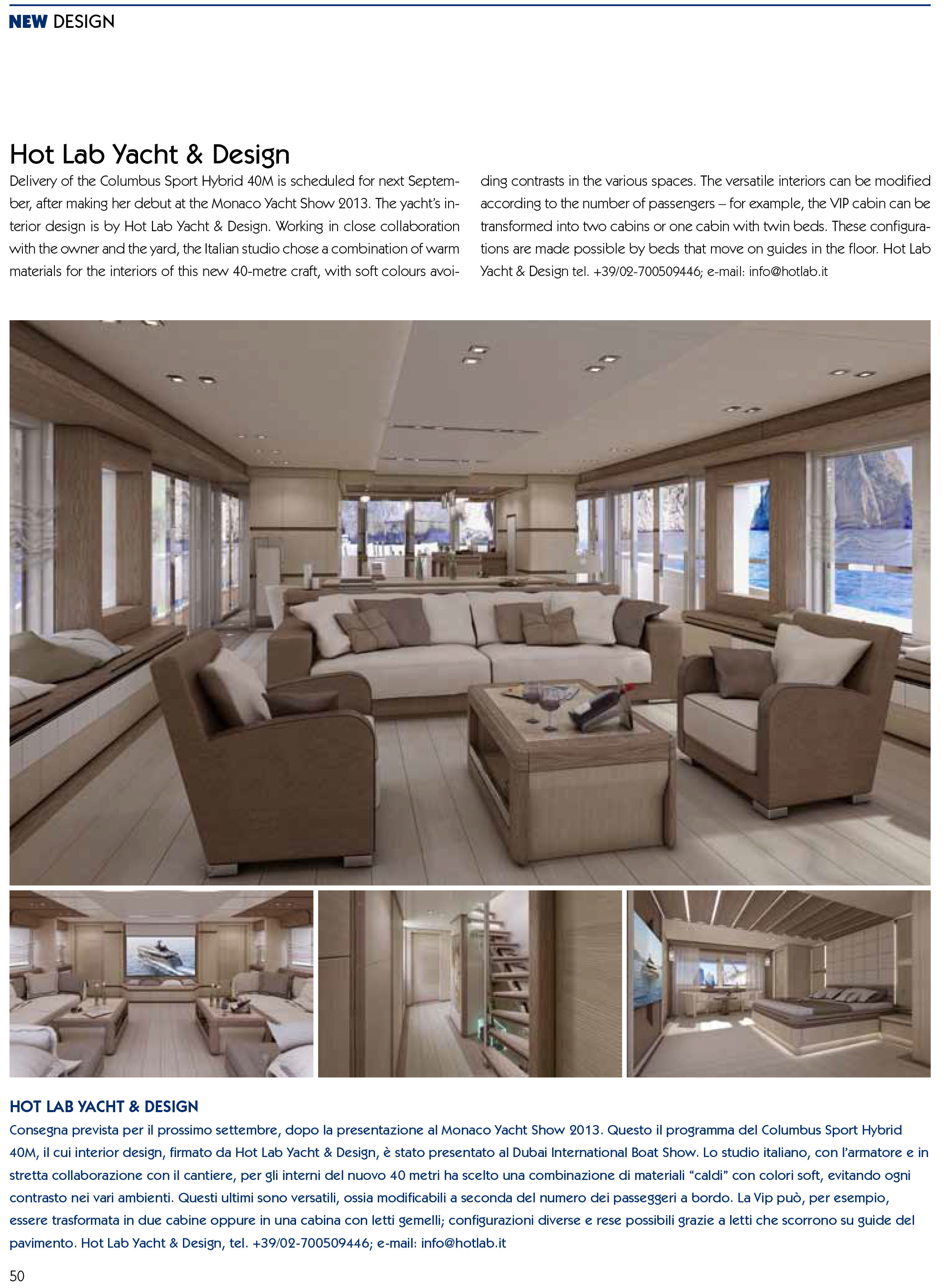 Yacht Design, issue 2/2013