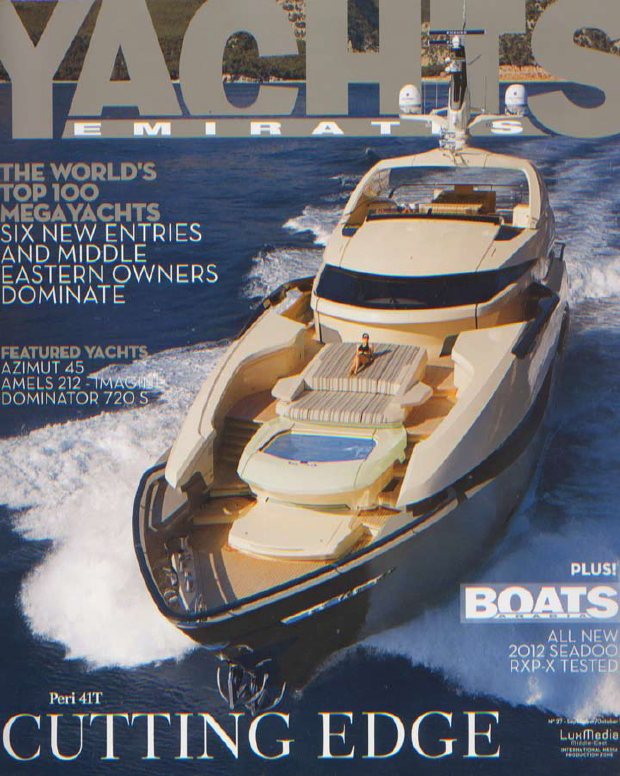 Yachts Emirates, issue 27/2011